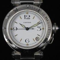 Cartier Pasha 1030 Steel Automatic 35 mm Bracelet Steel