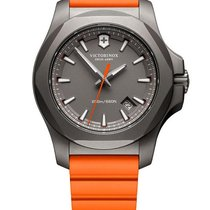 Victorinox Swiss Army Victorinox  Mens INOX Titanium - Orange...