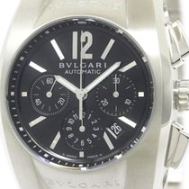 Bulgari Polished  Ergon Chronograph Automatic Unisex Watch...