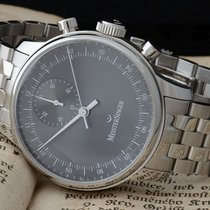 Meistersinger Singular Chronograph MM307 - 3 bracelet