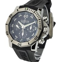 Corum 753.451.04/0371AN22 Admirals Cup Seafender Chrono Dive...
