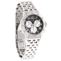 Raymond Weil Tango Mens Gray Dial Quartz Chrono Watch 4899-ST-...