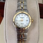 Raymond Weil Parsifal Gold Steel Brilliant Pearl Dial (27 mm)