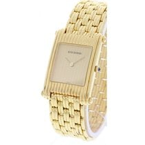 Boucheron Men's Vintage 18k Yellow Gold Boucheron Reflet...