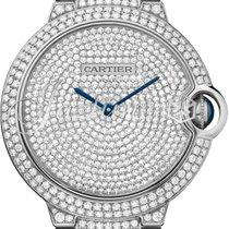 Cartier HPI00581 BALLON BLUE DE 36mm WHITE GOLD 2016