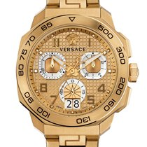 Versace DYLOS CHRONO - 100 % NEW - FREE SHIPPING