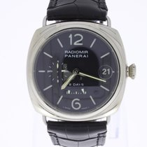 Panerai Radiomir 8 Days White Gold Special Edition PAM200