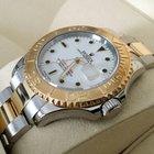 勞力士 (Rolex) Oyster Yacht-Master Gold Steel White Dial 40 mm...