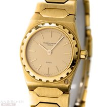 Vacheron Constantin Ref-222 Lady 18k Yellow Gold Box Papers...