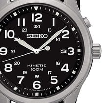 Seiko SKA727P1 Kinetic Herren 42mm 10ATM
