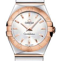 Omega Constellation Polished 24mm 123.20.24.60.02.003