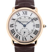 Cartier Ronde Louis 40 Automatic Date