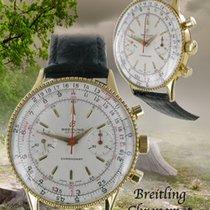 Breitling Chronomat Gelbgold