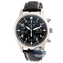 IWC Pilot's Chronograph IW3717-01