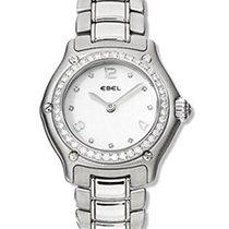 Ebel 9090214/19865P 1911 Ladies in Steel - on Steel Bracelet...