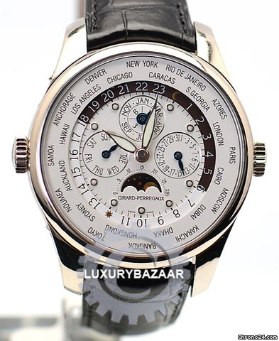 Girard Perregaux WW.TC Perpetual Calendar Chrono