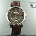 Maurice Lacroix Pontos Day/date Automatic Watch, Stainless steel