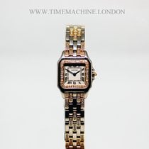 Cartier Panthere Yellow & White gold with diamonds