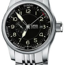 Oris Big Crown Small Second Pointer Day NEU mit B+P