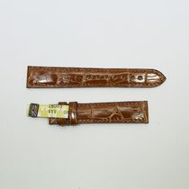 Cartier Krokolederband / Braun /  16 / 14 Länge 100 / 75