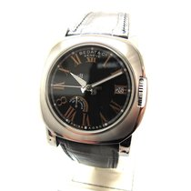 Bedat & Co Collection No.8 Power Reserve (Black Dial)