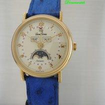 Lucien Rochat Vollkalender Mondphase Gold 18k/ 750