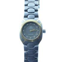 Omega Seamaster Pulsar Titan Damen Uhr 25mm Titan/titan Rar...