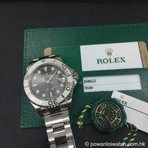 Rolex Yacht Master 37 - 116622 Dark rhodium
