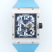 Richard Mille White Gold Diamond Extra-Flat Ref. RM016