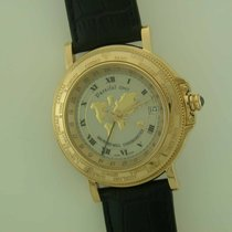 Raymond Weil Parsifal GMT 18ct gold automatic Limited Edition