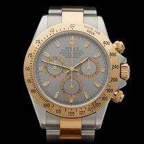 勞力士 (Rolex) Daytona Cosomograph Chronograph Stainless Steel/18...