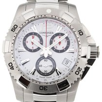 Longines HydroConquest 41 Quartz Chronograph