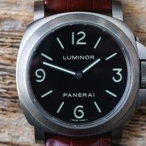 Panerai Luminor Marina Titanium Limited Edition xxx/600