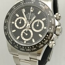 Rolex New Ceramic Daytona Mens 40mm Watch