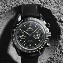Omega Speedmaster Pitch Black Dark Side of the Moon