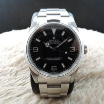 Rolex Oyster Perpetual Explorer 1 114270 Stainless Steel...