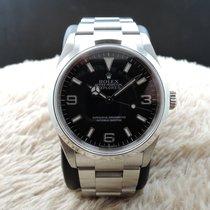 Rolex EXPLORER 1 114270 Black Dial Mint Condition