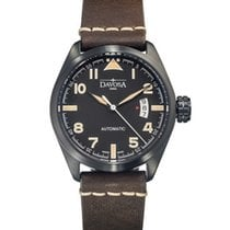 Davosa Performance Black Military Automatic 161.511.84