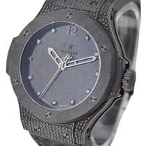 Hublot 343.SV.6510.NR.0800 Big Bang Broderie with Diamond Case...