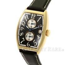 Franck Muller Master Banker Date GMT Yellow Gold 34MM