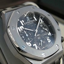 Audemars Piguet Ap Royal Oak Offshore Chrono Stainless Steel...