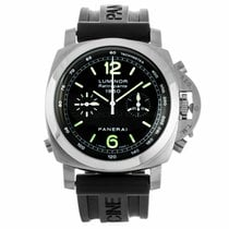 Panerai Luminor 1950 Rattrapante Automatic Chronograph Watch...