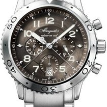 Breguet TYPE XXI TRANSATLANTIQUE FLYBACK - 100 % NEW