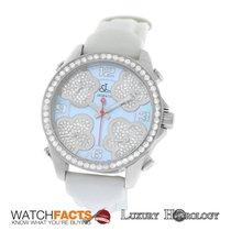 Jacob & Co. New Time Zone JC-MATH14 $20100 MOP Diamond 40mm.