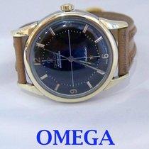 Omega 14k/Steel OMEGA CONSTELLATION CHRONOMETER Automatic...