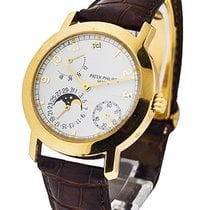 Patek Philippe 5055J Moon Phase and Power Reserve