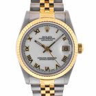 Rolex Datejust Midsize Two Tone Watch 68273