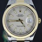 勞力士 (Rolex) Datejust II gold/steel Beige dial,from 2015