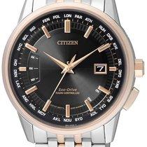 Citizen Elegant Eco Drive Evolution 5 World Timer CB0156-66E