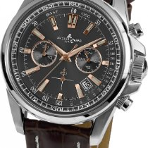 Jacques Lemans Liverpool 1-1117.1WN Herrenchronograph Design...